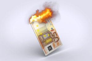 Anstieg Inflation